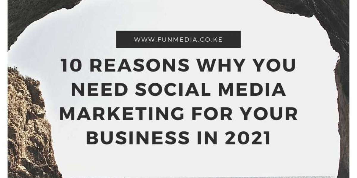 10 reasons why you need Social Media Marketing for your Business in 2021