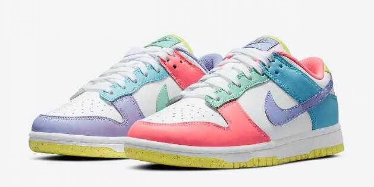 10% Off Coupons to Buy New Arrive Nike Dunk Low WMNS Easter