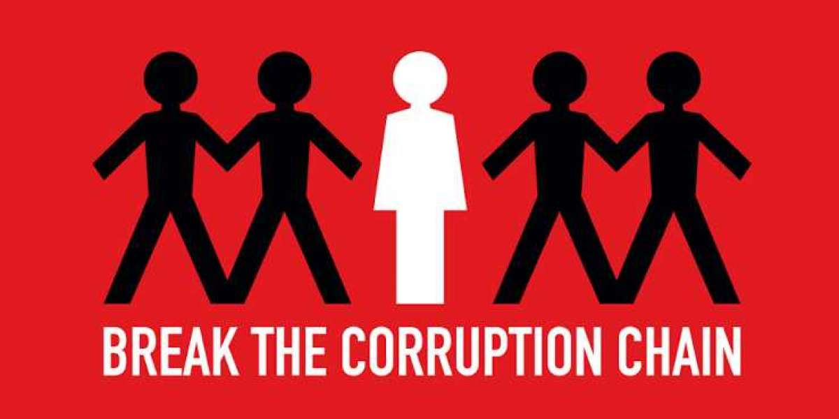 Corruption - a reflection of our society - Headteacher & Photographer