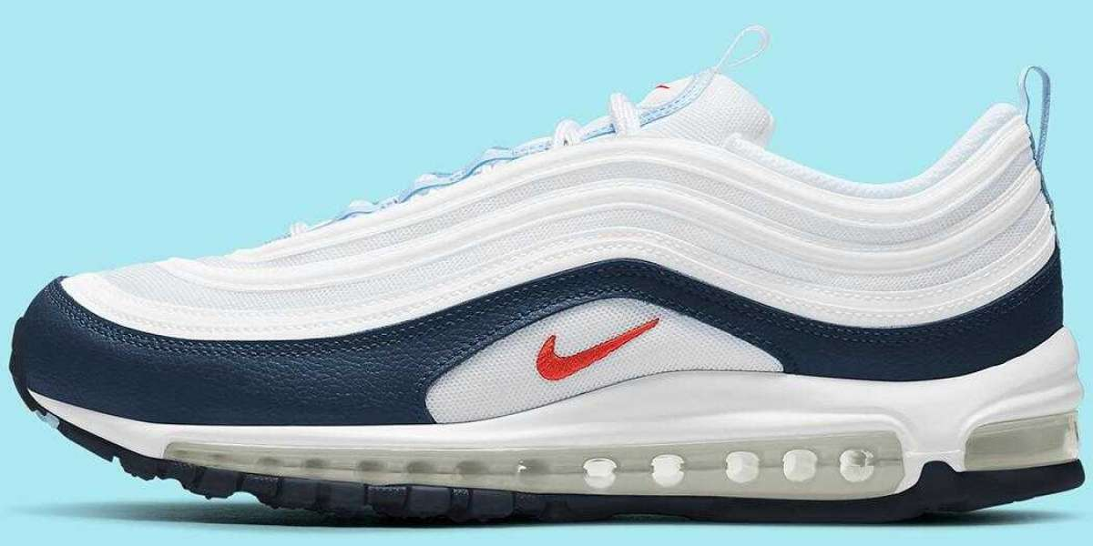 This Upcoming Nike Air Max 97 With USA Colors For Summer