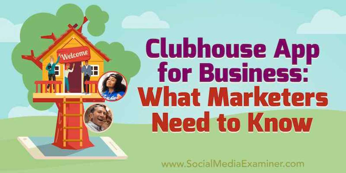 Clubhouse App for Business: What Marketers Need to Know