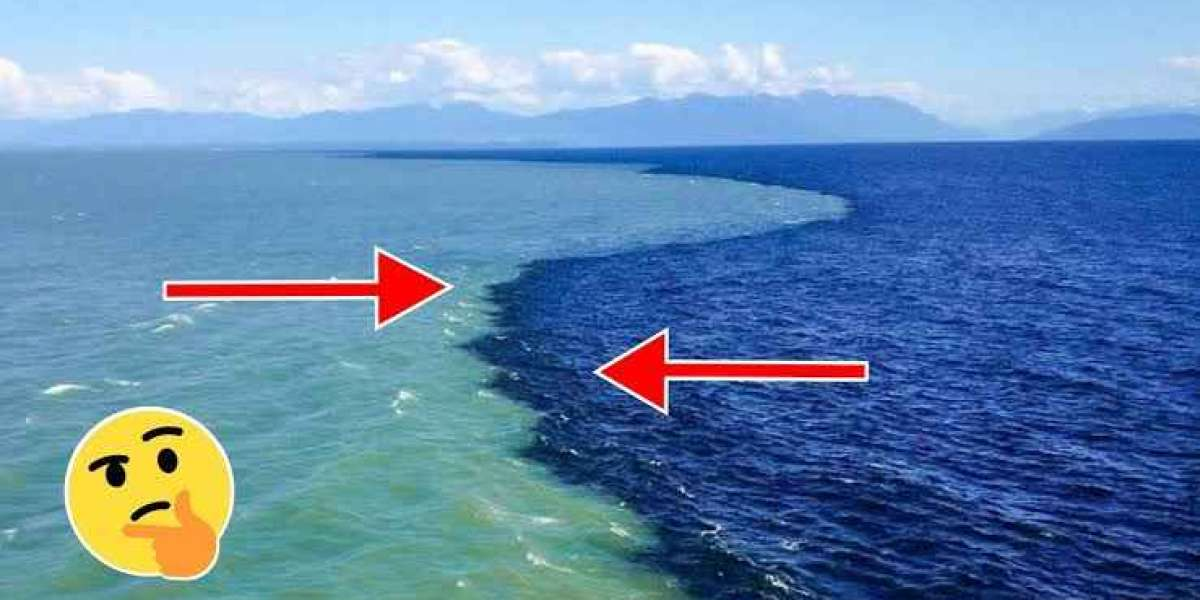 The two oceans don't meet