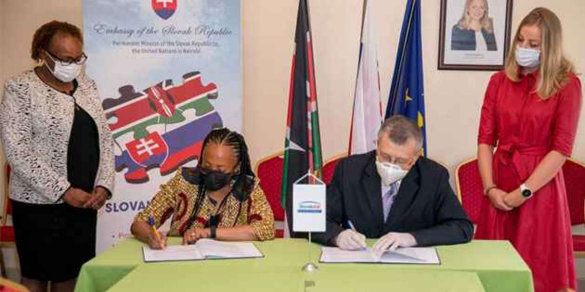 Beyond Zero's Campaign Against Fistula Receives Sh130 Million Boost From Slovak Republic