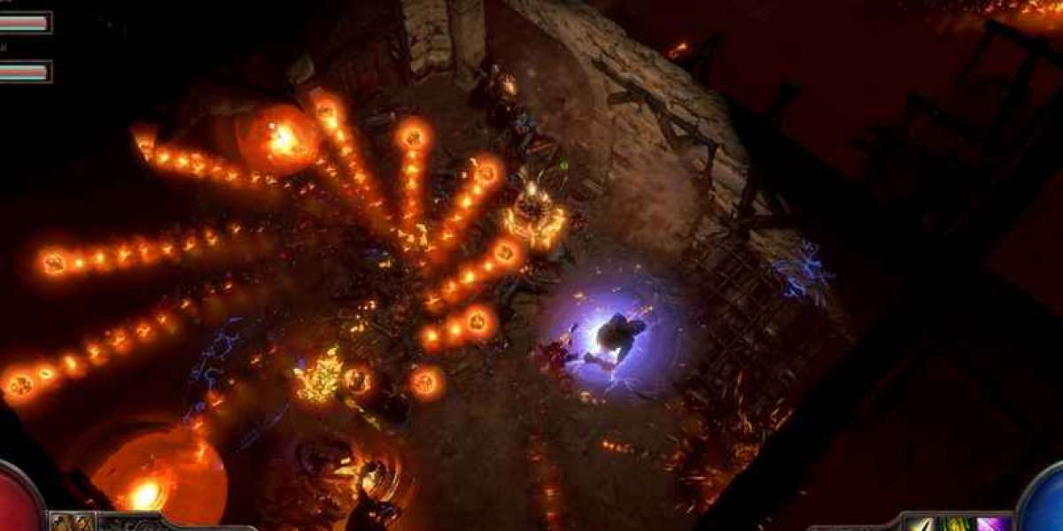 Path of Exile: The road to success from nothing